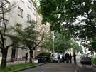 Při vyklízení suterénních prostor domu v Biskupcově ulici v Praze byla nalezena