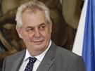 Prezident Zeman zveřejnil číslo účtu nadačního fondu na umoření státního dluhu.
