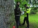 Na místě zasahovala i městská policie. Vše se ale nakonec vysvětlilo.