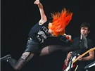 Paramore na festivalu Rock Im Park 2013.