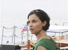Hrdinové seriálu Pohřešovaný na pražské Kampě
