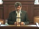Ministr vnitra Kubice se vyjadřuje k zásahu na Úřadu vlády