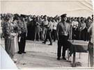 Unikátní snímek ze soukromého archivu: Den před startem na rampě u rakety při