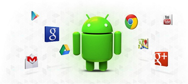 Android slu�by