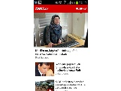 Zpravodajská aplikace iDNES
