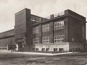 Dům umění po svém dokončení v roce 1926.