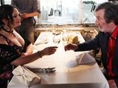 Bolek Polívka se vrací v roli zbohatlíka Bohuše. (9. června 2013)