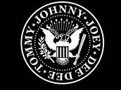 Slavné logo punkových Ramones, které vymyslel Arturo Vega.