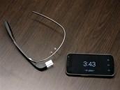 Brýle Google Glass jsou v současnosti doplňkem ke smartphonu. Využívají jeho 3G...