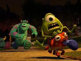 Z filmu Univerzita pro příšerky