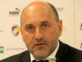 Tomáš Paclík, majitel fotbalové klubu Viktoria Plzeň.