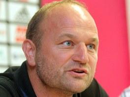 Pavel Hoftych, tren�r fotbalist� �esk�ch Bud�jovic