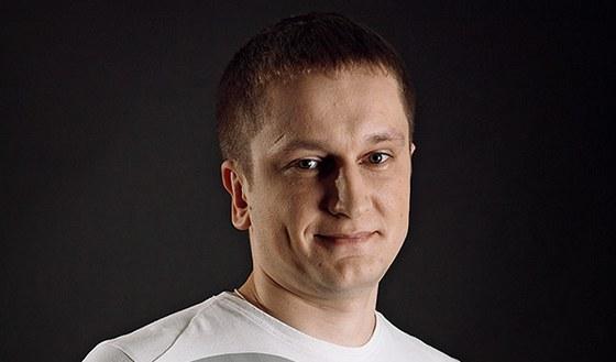 Artur Protopopov, šéf mezinárodního PR ve společnosti Wargaming