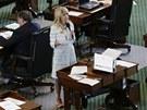 Americká senátorka Wendy Davisová bez přestávky mluvila neuvěřitelných jedenáct