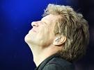Kapela Bon Jovi vystoupila po dvaceti letech v Praze. (Eden, 24. června 2013)