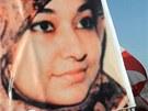 Pakistánská neuroložka Aafia Siddiquiová je v americkém vězení od září 2008.