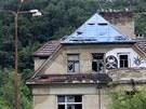 Bývalý squat Milada zůstává už čtyři roky opuštěný (26. června 2013)