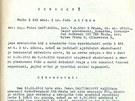 Obvinění Petra Hauptmanna, podle něhož se během dvouměsíční emigrace dopustil