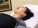 Kardashianov� se nechala nat��et i ve chv�l�ch, kdy k�i�ela bolest�.