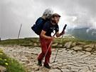 Druhý ročník Sherpa Cupu, závodu ve vynášení nákladu na Sněžku z Pece pod