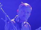 Portishead na své pražské premiéře 19.6. 2013 v Tipsport aréně na Výstavišti.