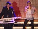 Lucie Vondráčková a Michal David uavřeli své Hit Tour  26. června 2013 v