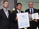 Cenu pro Zaměstnavatele roku v kategorii do pěti tisíc zaměstnanců získala...