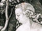 Albrecht Dürer, Adam a Eva