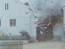 Výbuch ve filmu Trhák