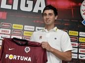 Kamil Vacek se po dvou letech vrátil do Sparty.