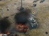Graficky hra vypadá na standardy realtimových strategií náramně, bojiště jsou...
