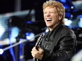 Kapela Bon Jovi vystoupila po dvaceti letech v Praze (Eden, 24. �ervna 2013)