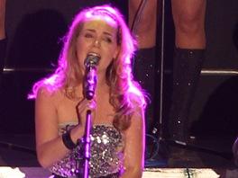 Lucie Vondráčková a Michal David uzavřeli své hit turné 26.6. 2013 v pražské O2