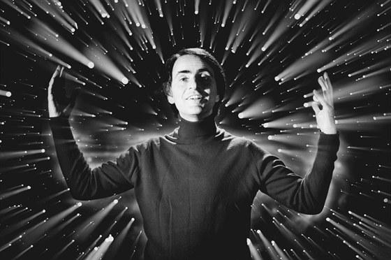 Carl Sagan je pro celé dvě generace Američanů symbolem vědy, především pak...