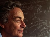 Richard Feynman získal v roce 1965 Nobelovu cenu za fyziku, a to za výzkum...