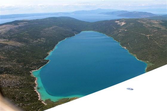 Pot�, co jsme opustili ostrov Pag, sto�li jsme se na Istrii. Je�t� d��ve mus�me...