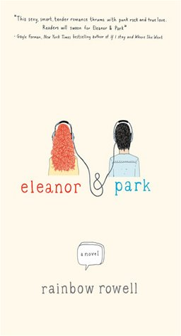 Obálka knihy Eleanor & Park od Rainbow Rowellové
