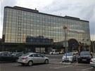 I tady se m�e skr�vat Snowden. ��st hotelu Novotel na moskevsk�m leti�ti