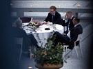 Prezident Miloš Zeman pozval na Pražský hrad členy končícího kabinetu premiéra