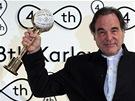 Oliver Stone s cenou ze 48. ročníku filmového festivalu v Karlových Varech (6.