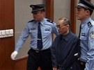 Čínský exministr železnic byl odsouzen za korupci a zneužívání moci odsouzen k