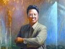 Severokorejské socialistickorealistické umění (z knihy Útěk z tábora 14)