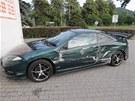 Nehoda v Rapotíně na Šumpersku, při níž opilý řidič vytlačil ze silnice