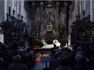 Úvodní koncert festivalu Za poklady Broumovska s Kateřinou Šmídovou Kalvachovou