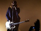 Jared Leto z americké kapely Thirty Seconds to Mars (Rock for People, 2....