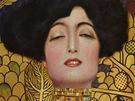 Gustav Klimt, Judita, 1904-1905, olej na plátně