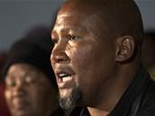 Mandla Mandela, vnuk Nelsona Mandely.