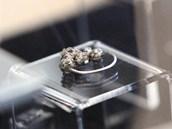 Velkomoravské šperky na zámku v Pohansku