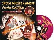 DVD Škola kouzel a magie Pavla Kožíška