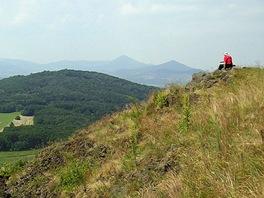 Na vrcholu Hradiště